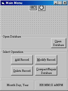 A very flexible Access Database Editor for Records | Learn